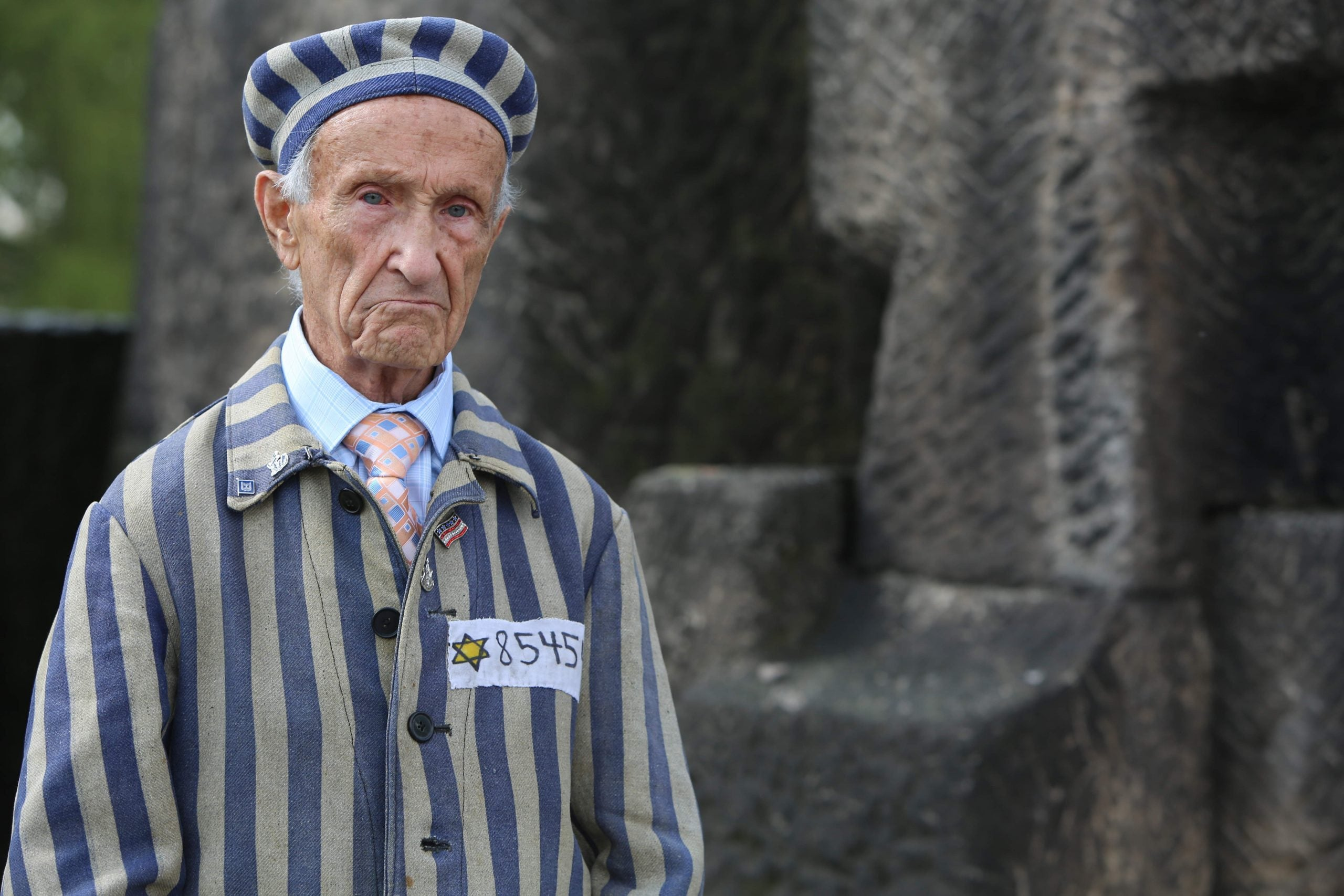 """""""Every day is Holocaust Day to me"""": concentration camp survivor Ed Mosberg on reliving trauma"""