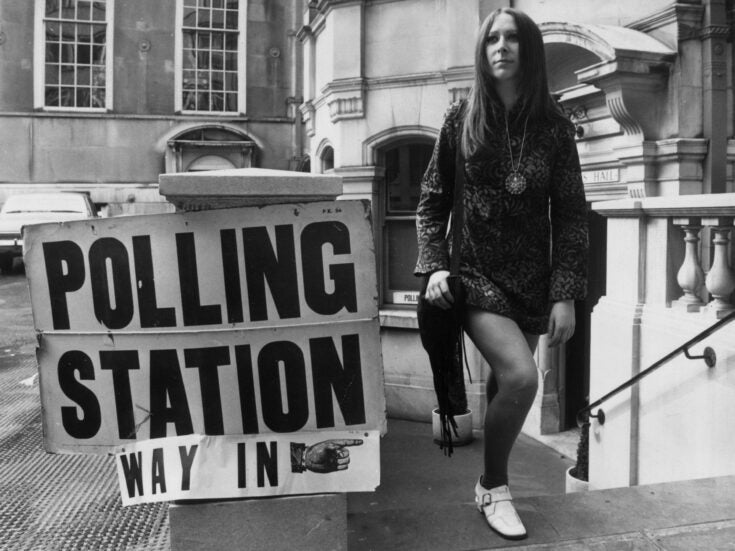 How will our parties cope with the growing generational divide in today's politics?
