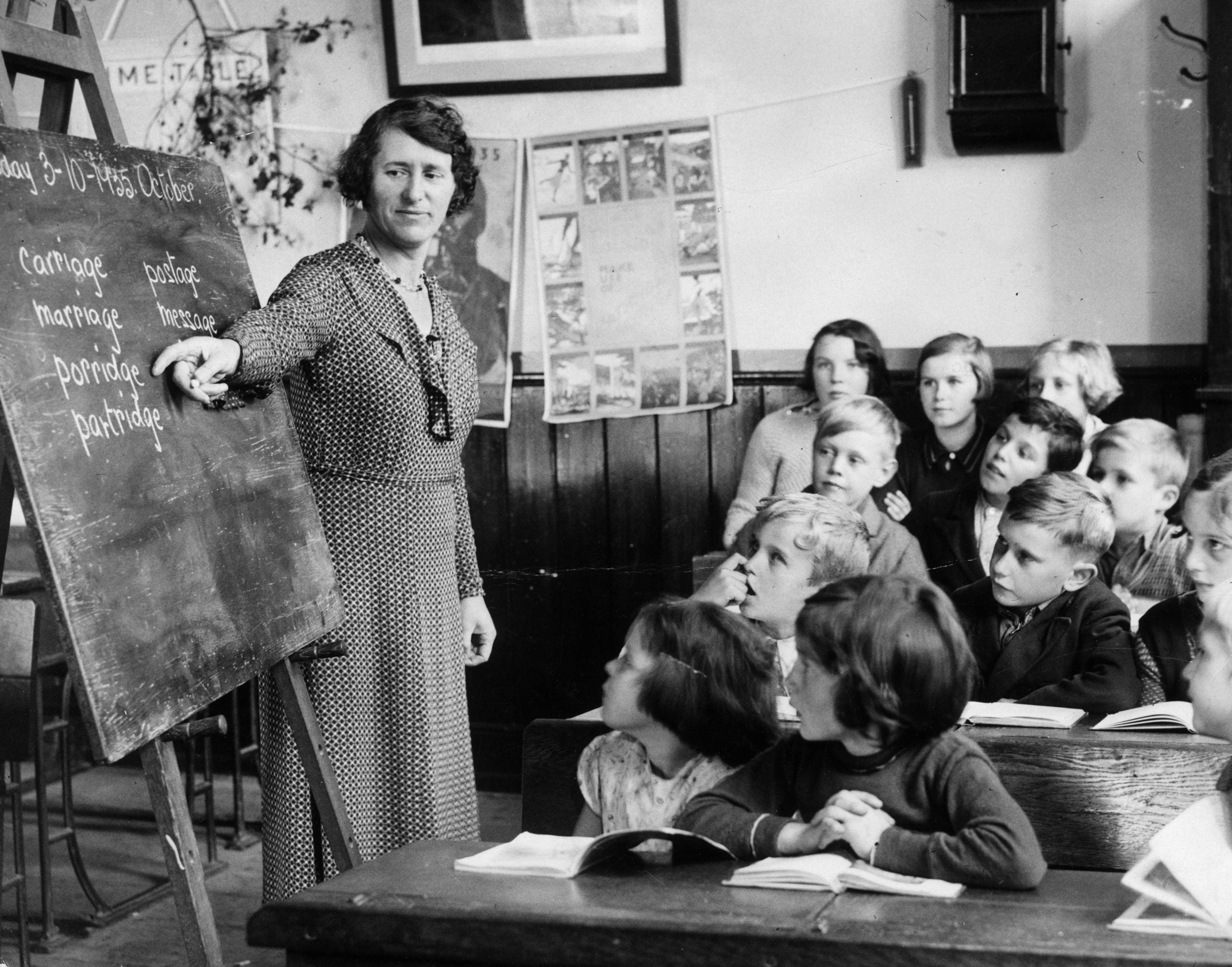 The invisible prejudice that's holding female teachers back