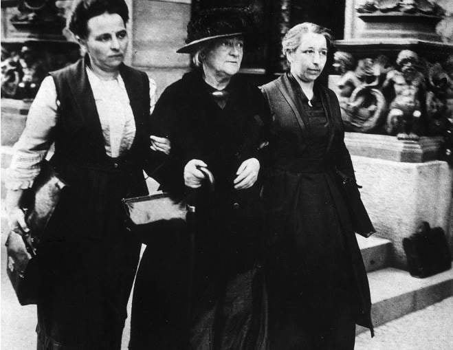 We mustn't forget the revolutionary roots of International Women's Day