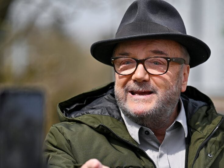 George Galloway's disgraceful record shows he is no friend of progressives