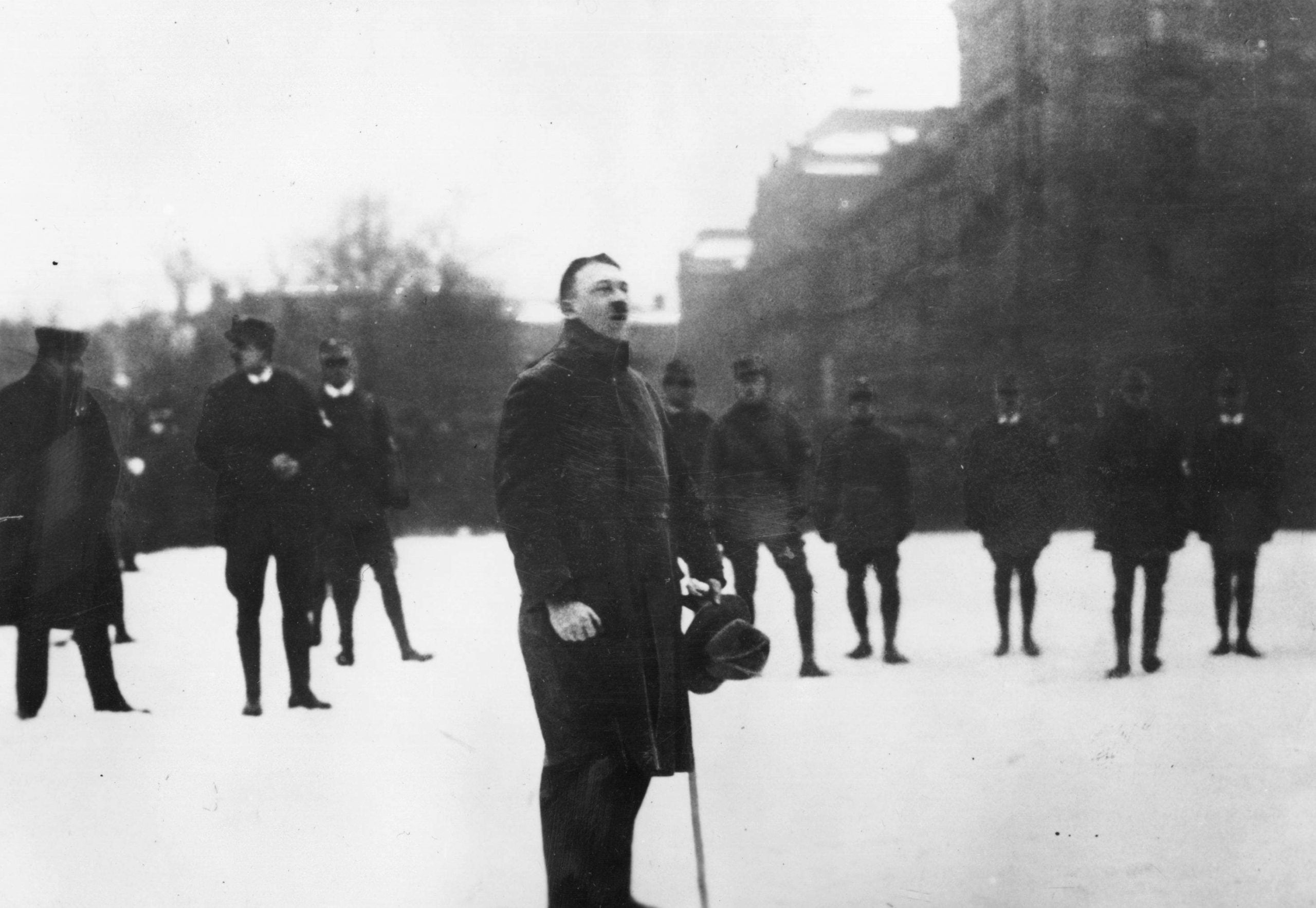 """Early recollections of Adolf Hitler: """"Eccentric but quite a pleasant fellow"""""""