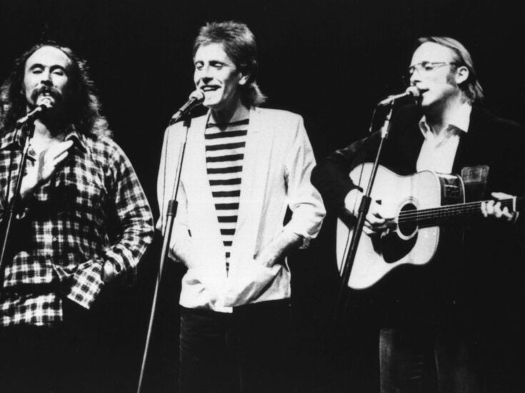 The long shadow of Crosby, Stills, Nash & Young