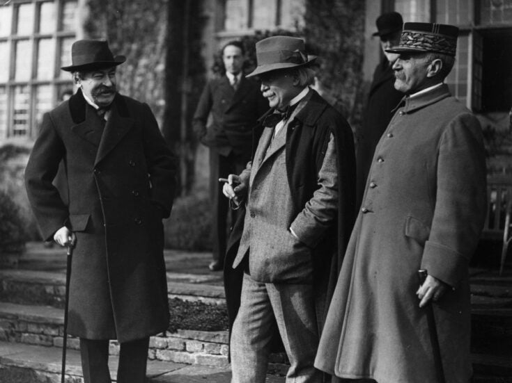 Offensive to excess: the controversial military tactics of Marshal Ferdinand Foch