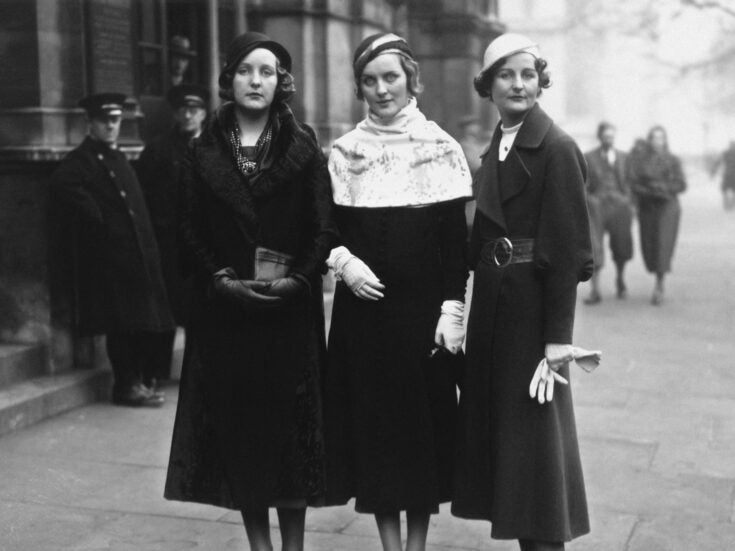 Why the Mitford sisters were the Kardashians of their day
