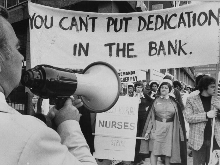Healthcare strikes have worked before – could they save the NHS?