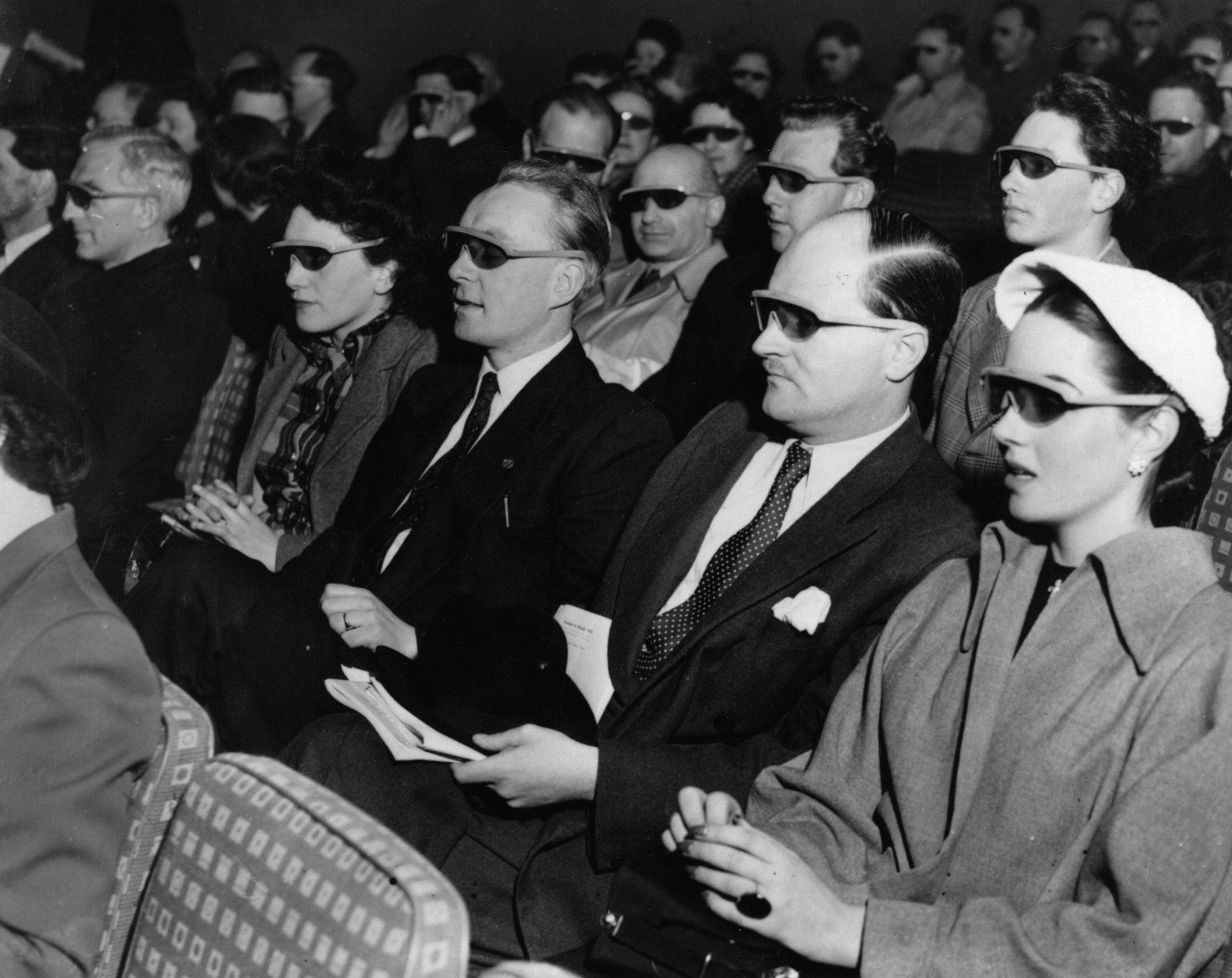 3D cinema without the glasses: a potential new technology could change how we watch films