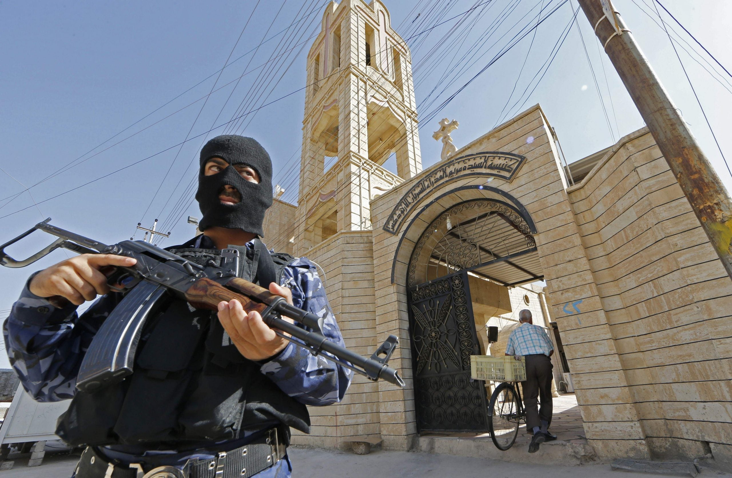 Paradise lost: is Christianity doomed in the Middle East?