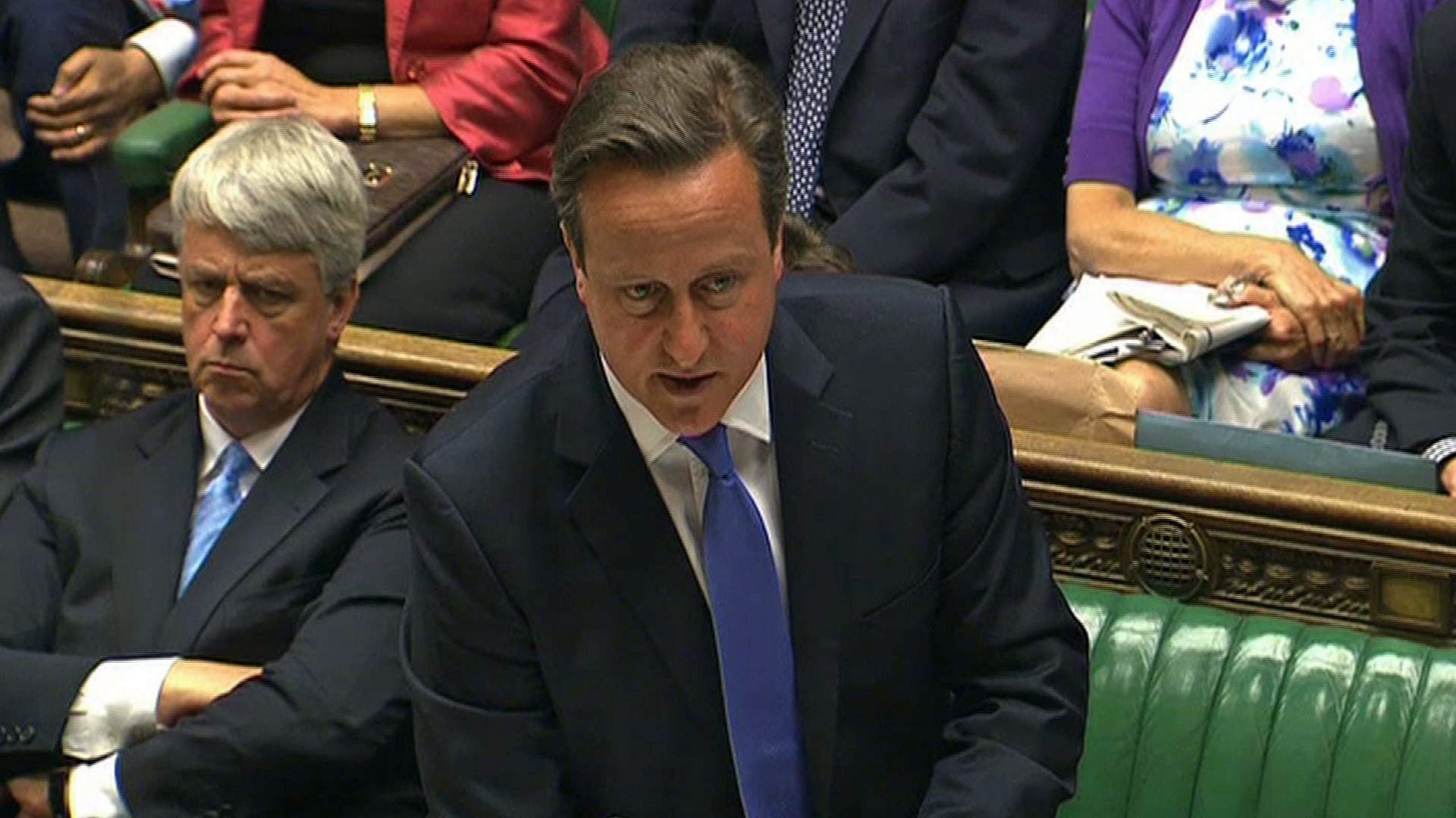 Old dogs need new tricks: The bark and pomp of PMQs