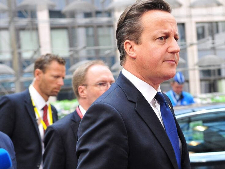This reshuffle shows David Cameron doesn't have a clue about modern Britain