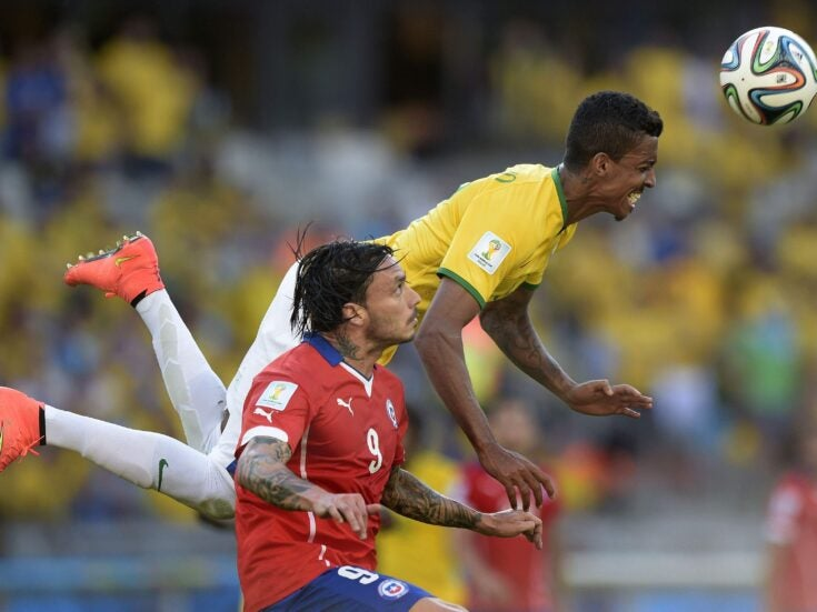 Much like the country, Brazil's performance against Chile was both heaven and hell
