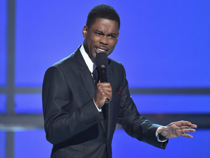 Why Hollywood needs to listen to Chris Rock about its race problems