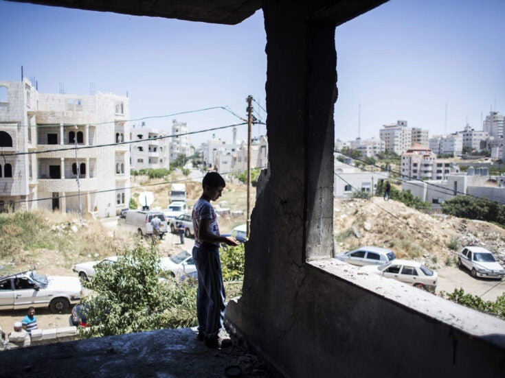 Death comes to Hebron, the birthplace of Judaism