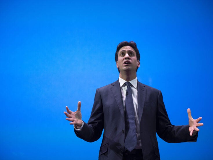 Why Ed Miliband should gamble on a snap election after 2015