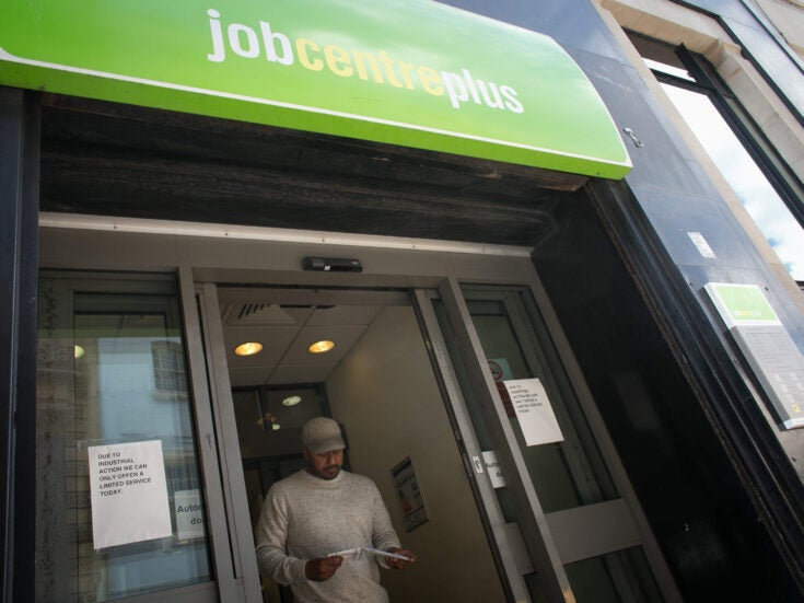 While the number of benefit claimants is falling, flaws are emerging in the system
