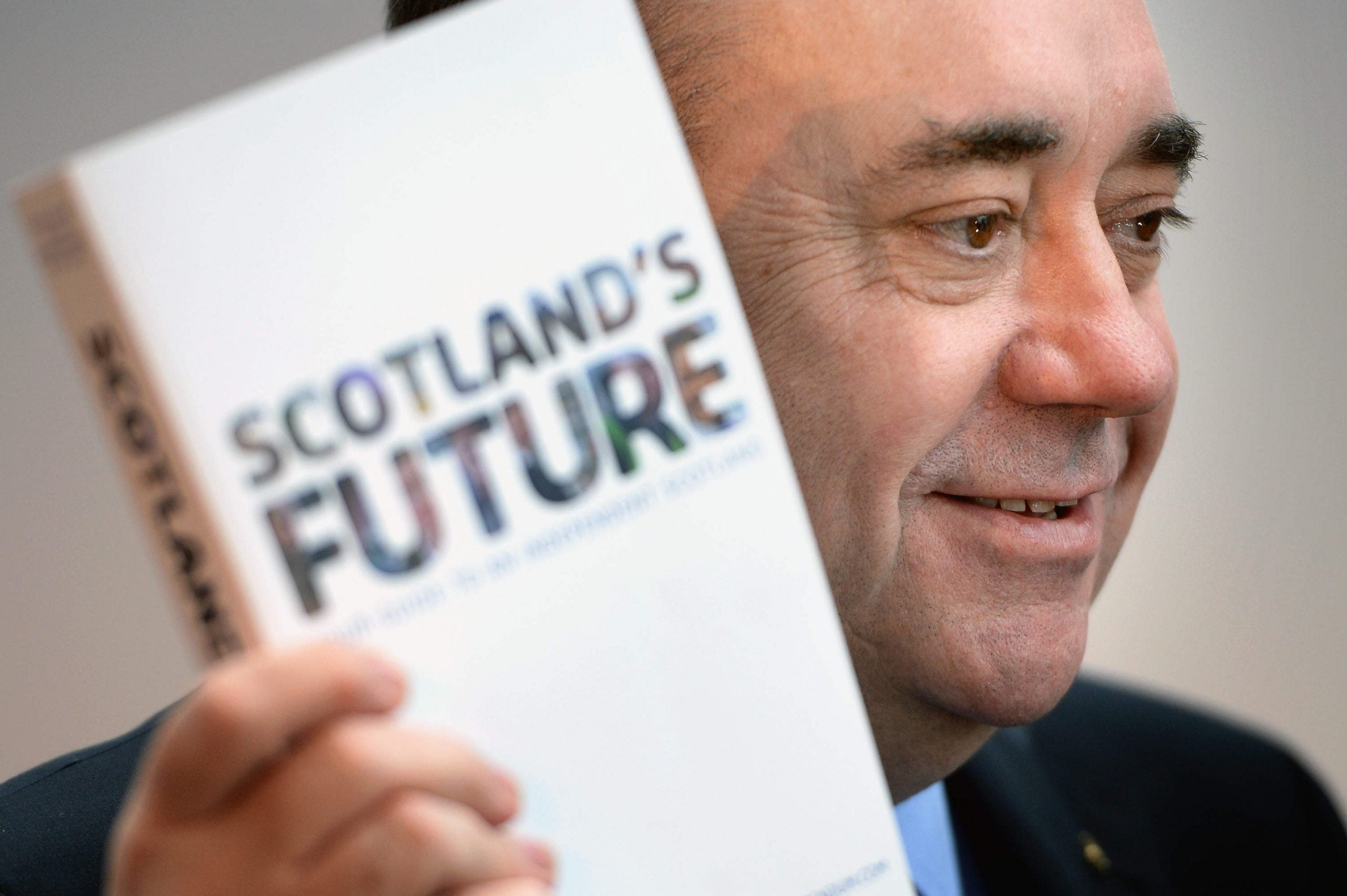 Alex Salmond: Why should Scotland let itself be ruled by the Tories?