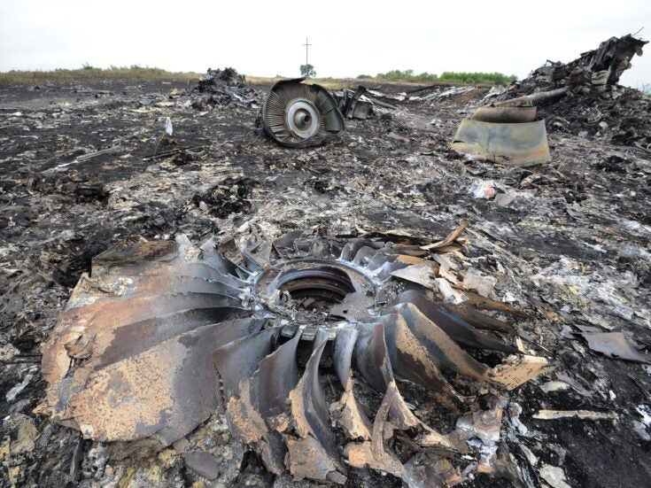 Whoever shot down the Malaysia Airlines plane probably didn't know what they were aiming at