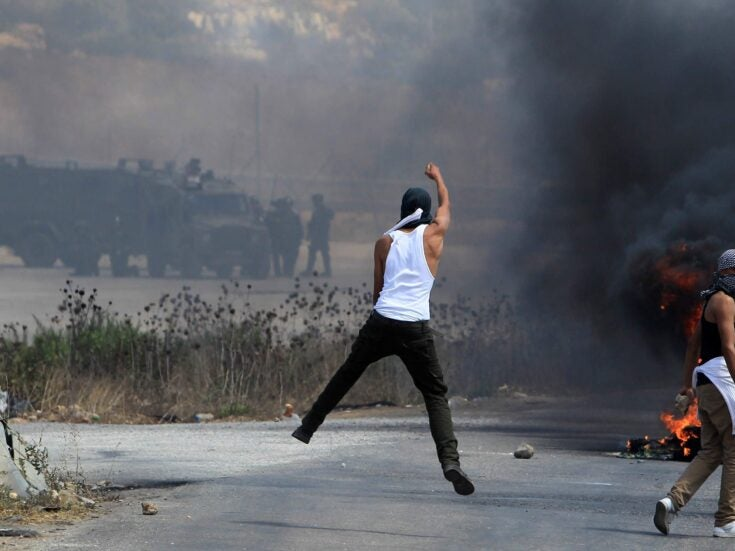 This latest assault on the Gaza Strip is the tipping point for Palestine