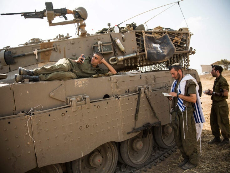 Why the UK must end its military support for Israel