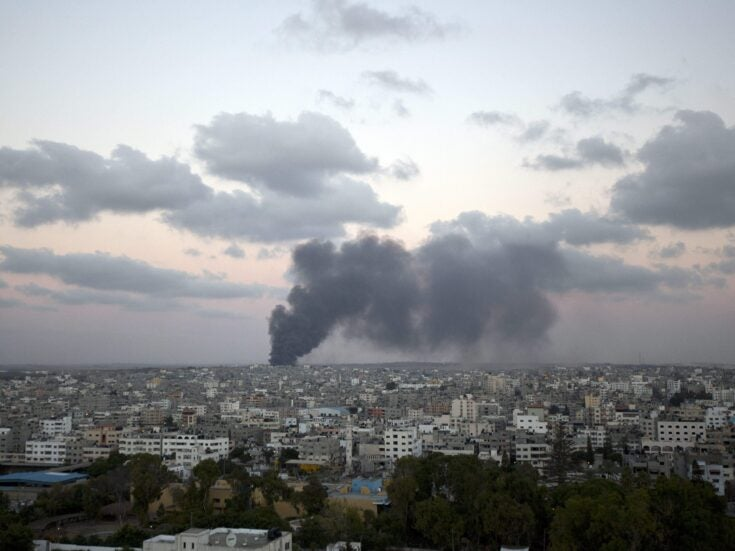 Tomorrow the war ends: diary of a writer in Gaza City