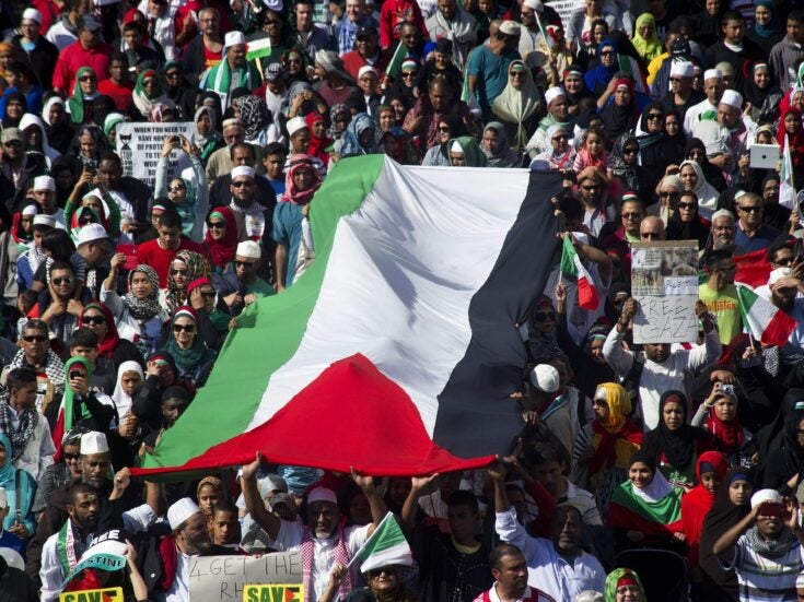Why MPs should vote to recognise Palestine