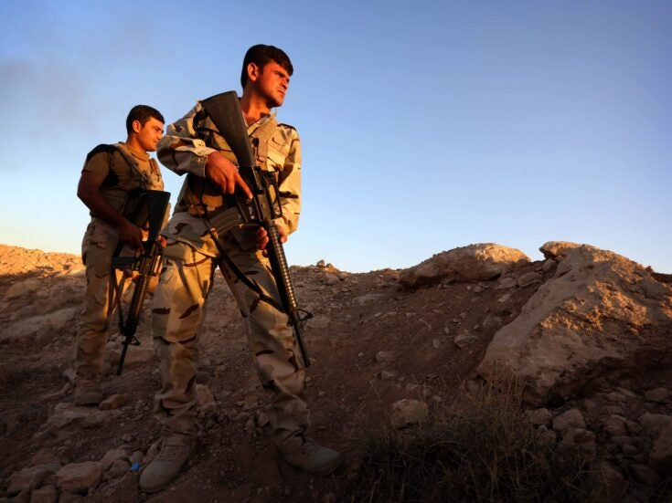 Parliament should be recalled to authorise military support for Iraq