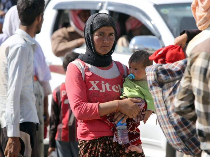 For the desperate of Iraq there is no quick fix, but we can help alleviate some of the suffering