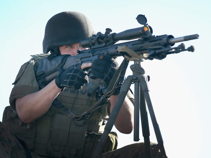 Michael Brown, Ferguson and the United States' police-soldiers