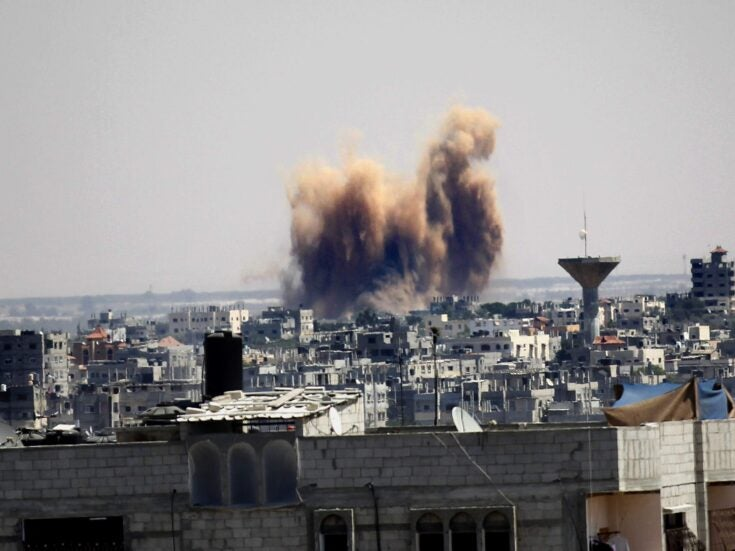 If Israel has better drones than anyone, why are so many innocent people dying?