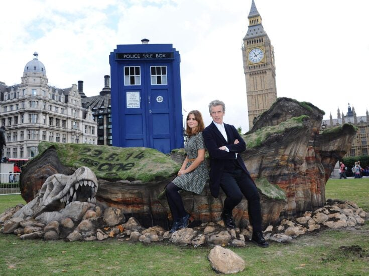 The politics of Doctor Who: satire has always followed the Doctor through time