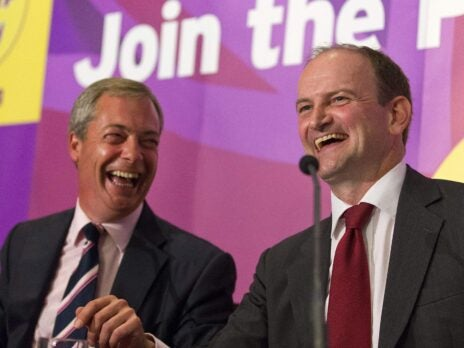 Ukip 44 points ahead of the Tories in Clacton by-election poll
