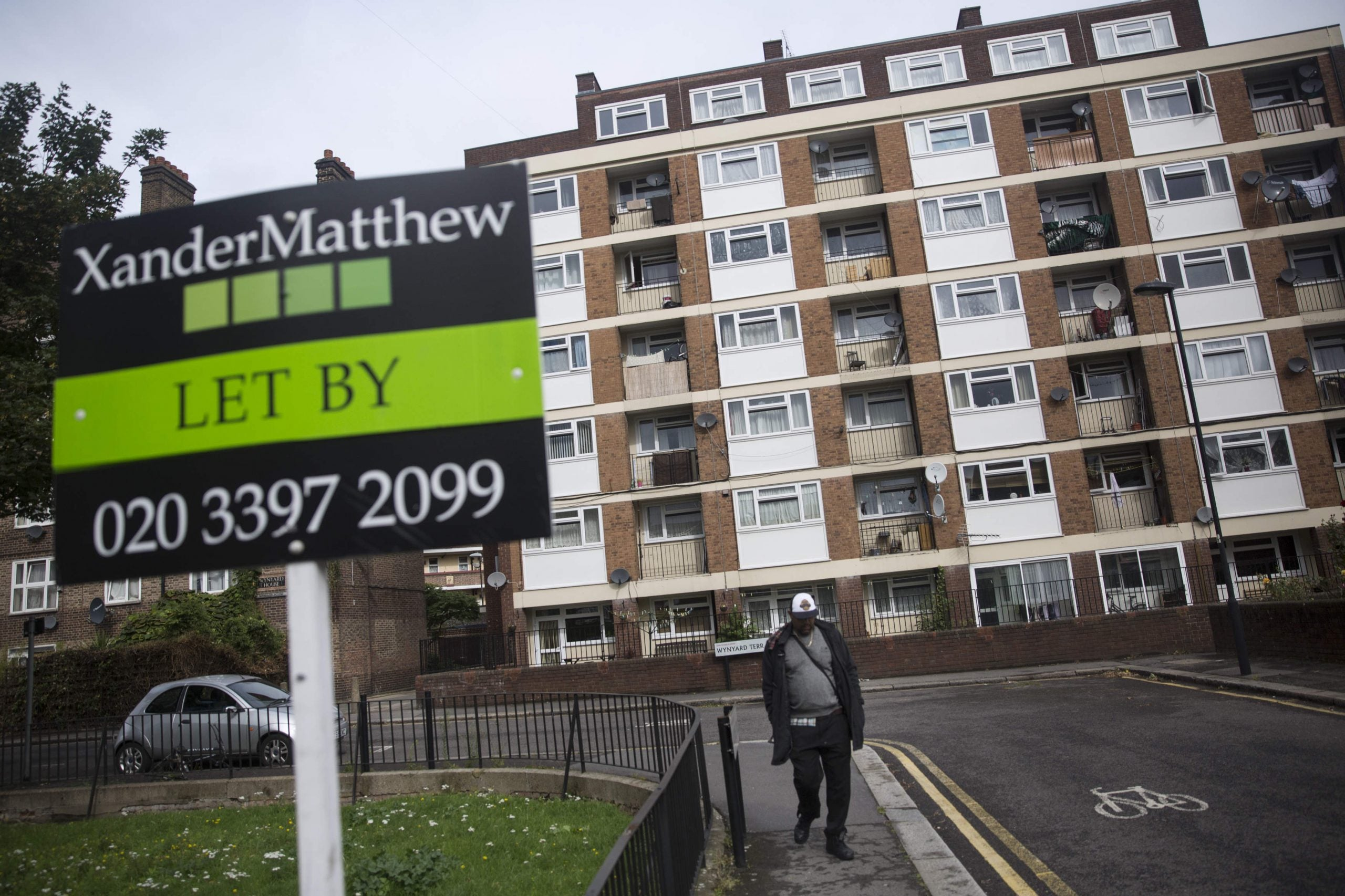 Does London's housing industry have a problem with race?
