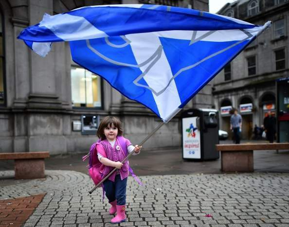 Why the SNP tide won't go out any time soon: love of nation is more important than numbers