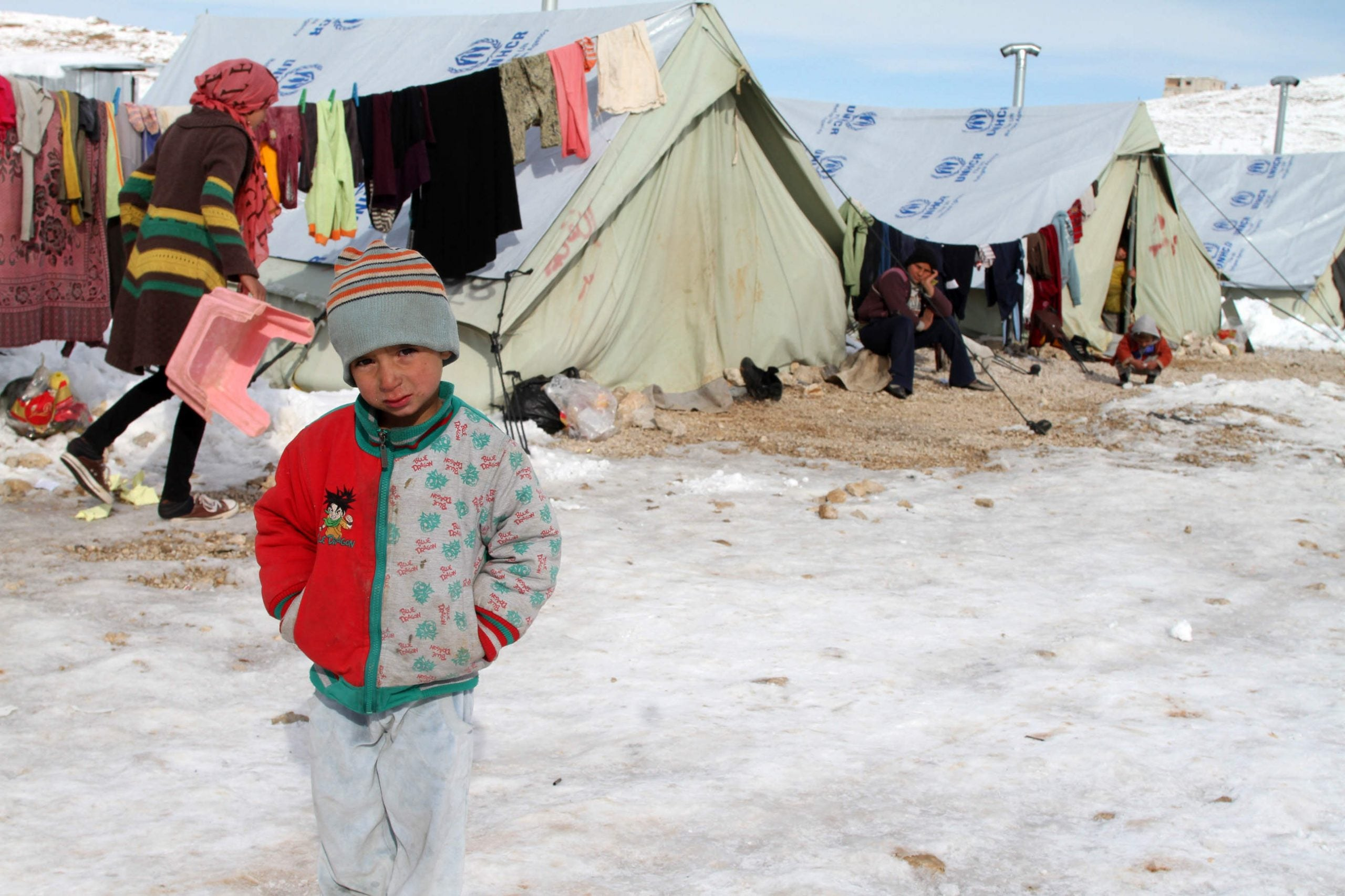 Four years in to the Syria conflict, how are we handling the biggest humanitarian crisis of our time?