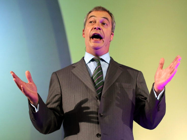 Ukip's second front against Labour could see the People's Army split
