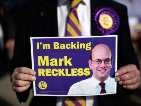 Defection reflections: how Ukip hijacked Tory party conference