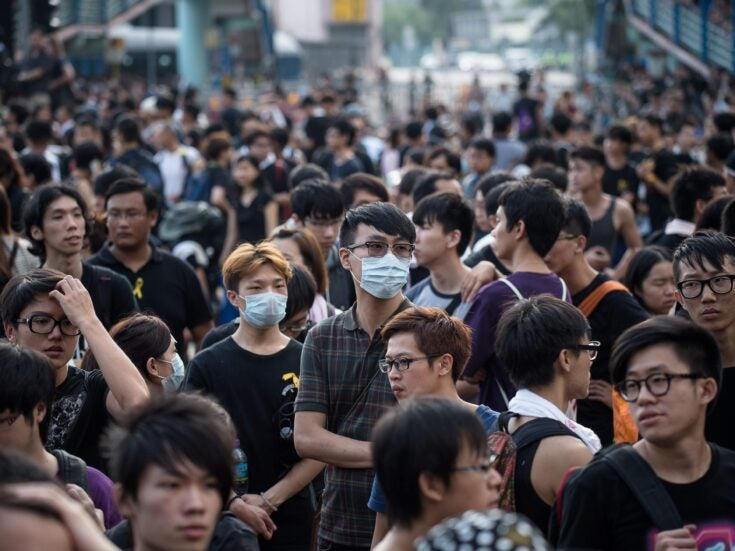 Hong Kong protests: Beijing is now face to face with universal suffrage promise
