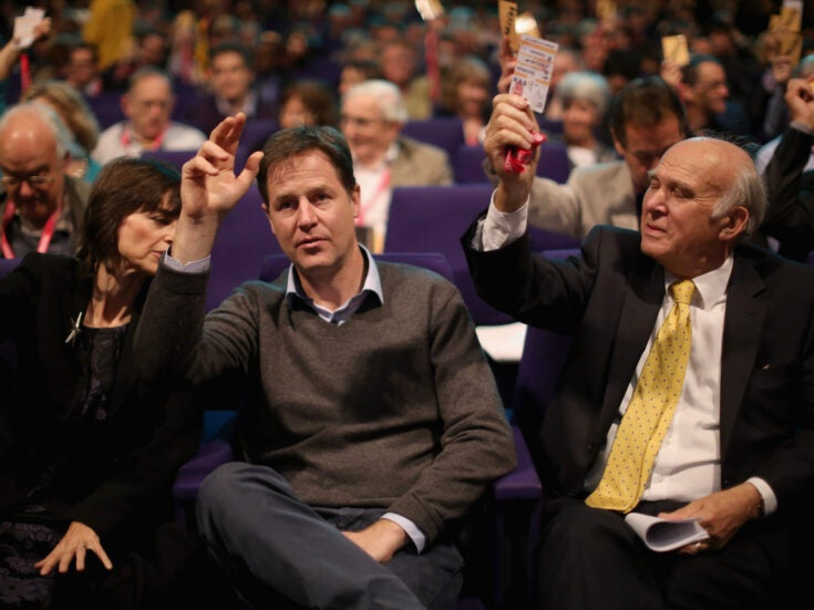 Why being a centrist party hasn't helped the Lib Dems