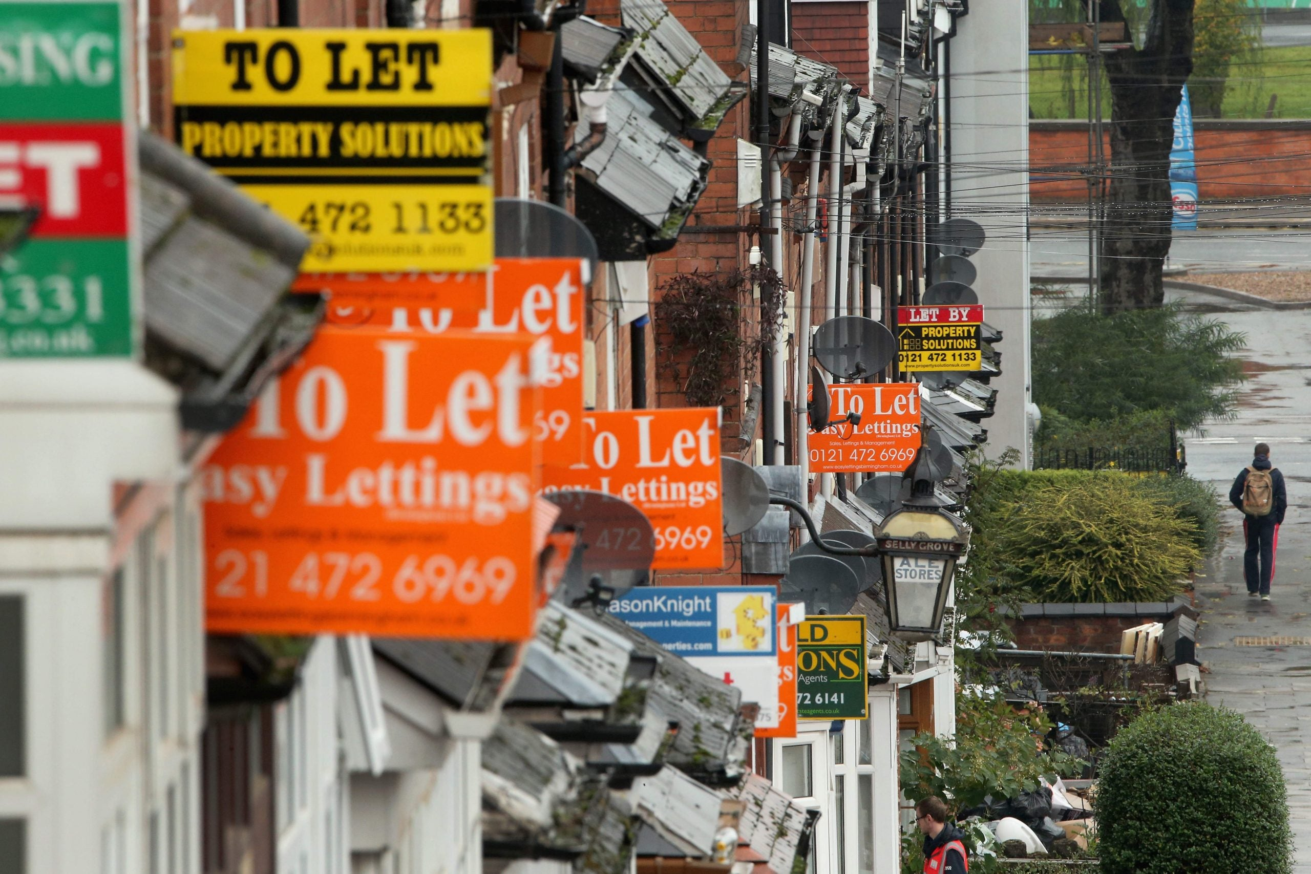 Renters have few rights in a sector run by hobbyists