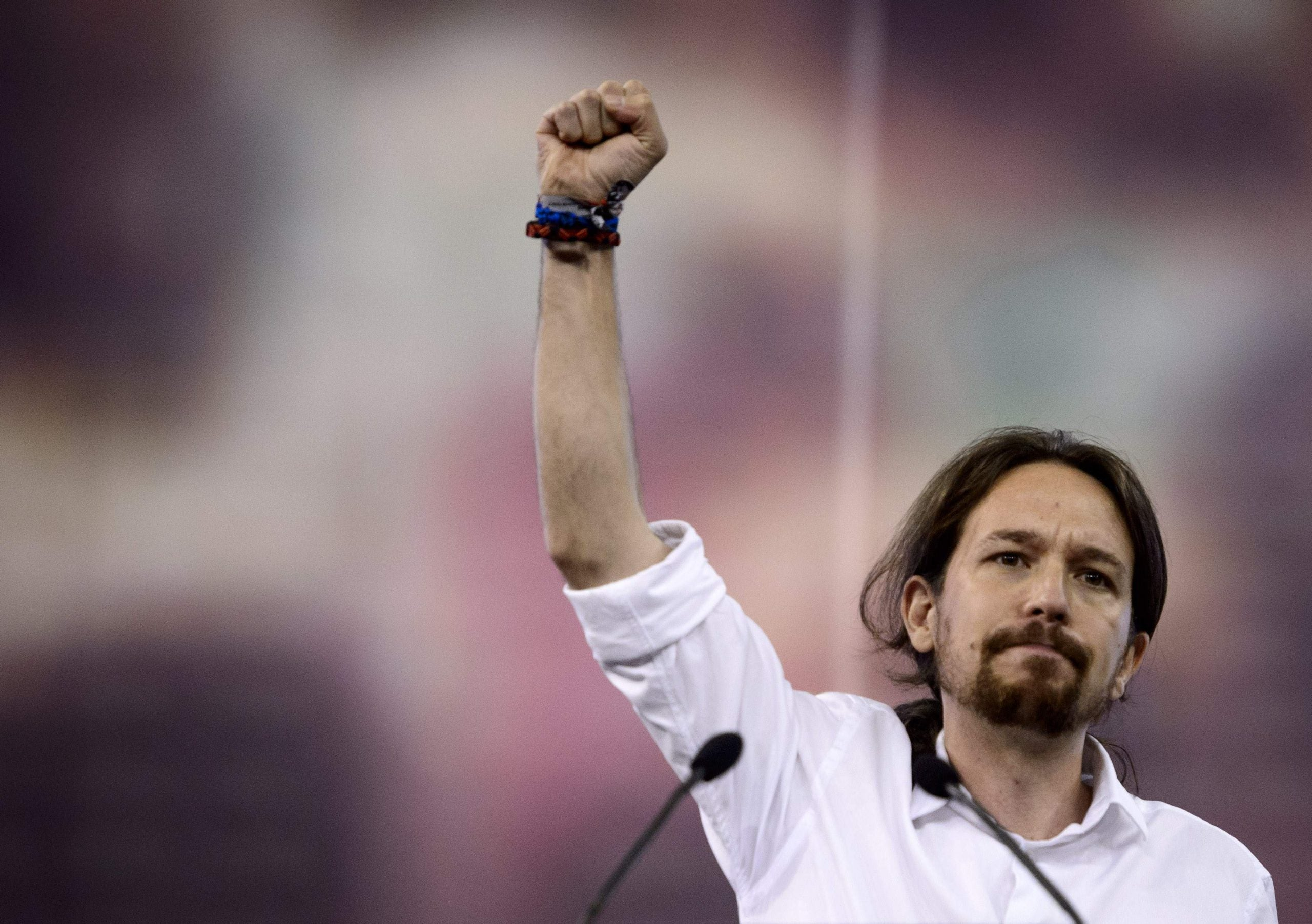 Si, we can! How the left-wing Podemos party is rattling the Spanish establishment