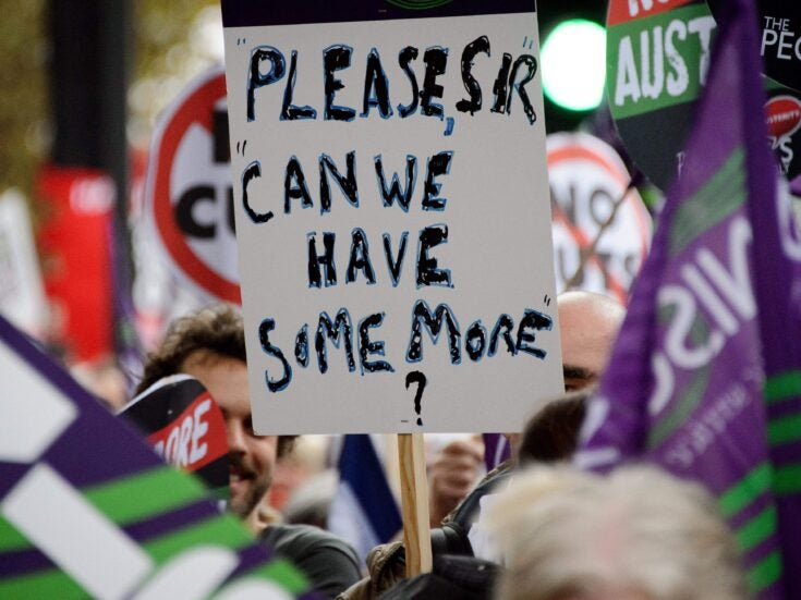 Why hasn't 2014 been the year of the pay rise?