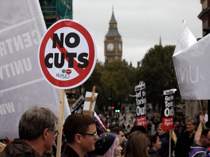 Labour and the unions must develop an alternative to the public sector pay freeze