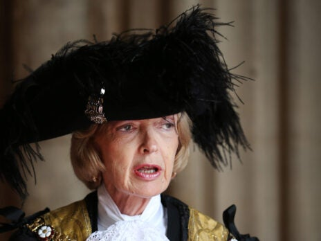 What is the Labour party's view of Fiona Woolf's position?