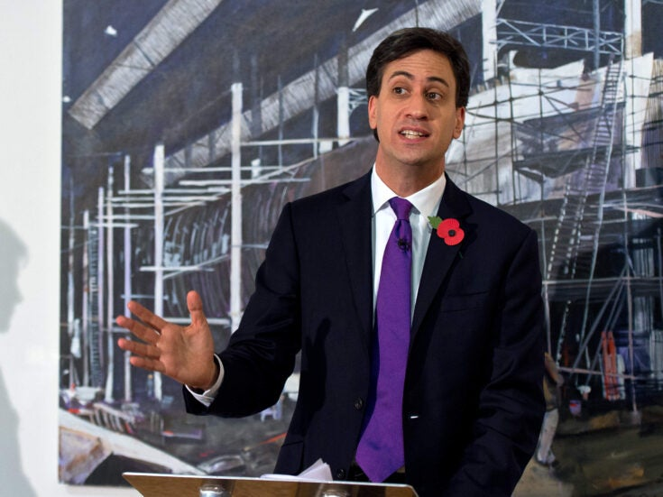 Ed Miliband must realise that next year's election will be won on emotion