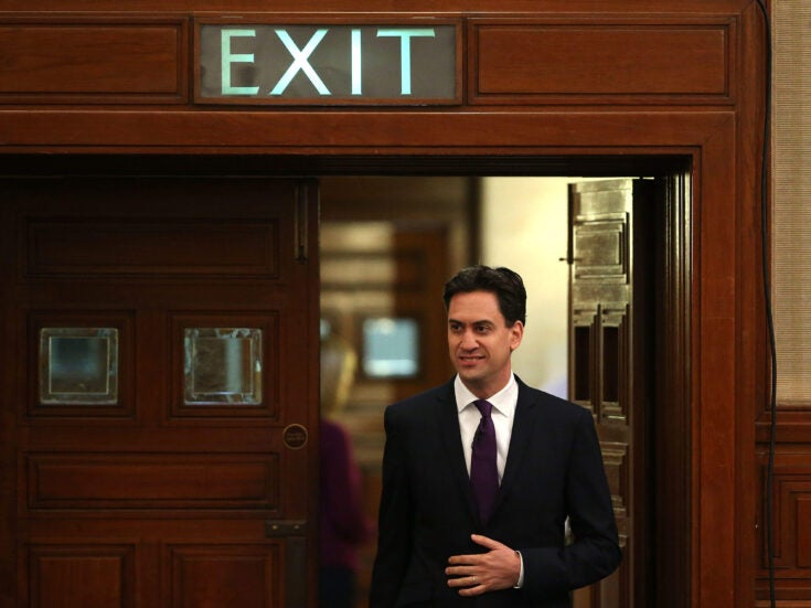 Labour will be hardest hit by the collapse of Westminster's three party system