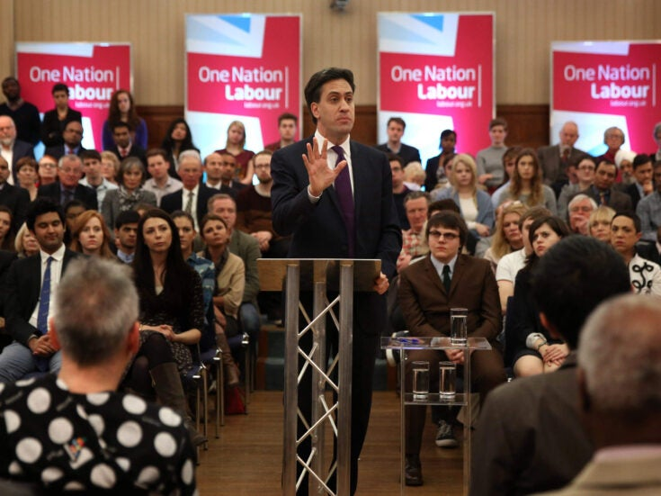 Why Ed Miliband should reconcile One Nation ideals with New Labour rhetoric