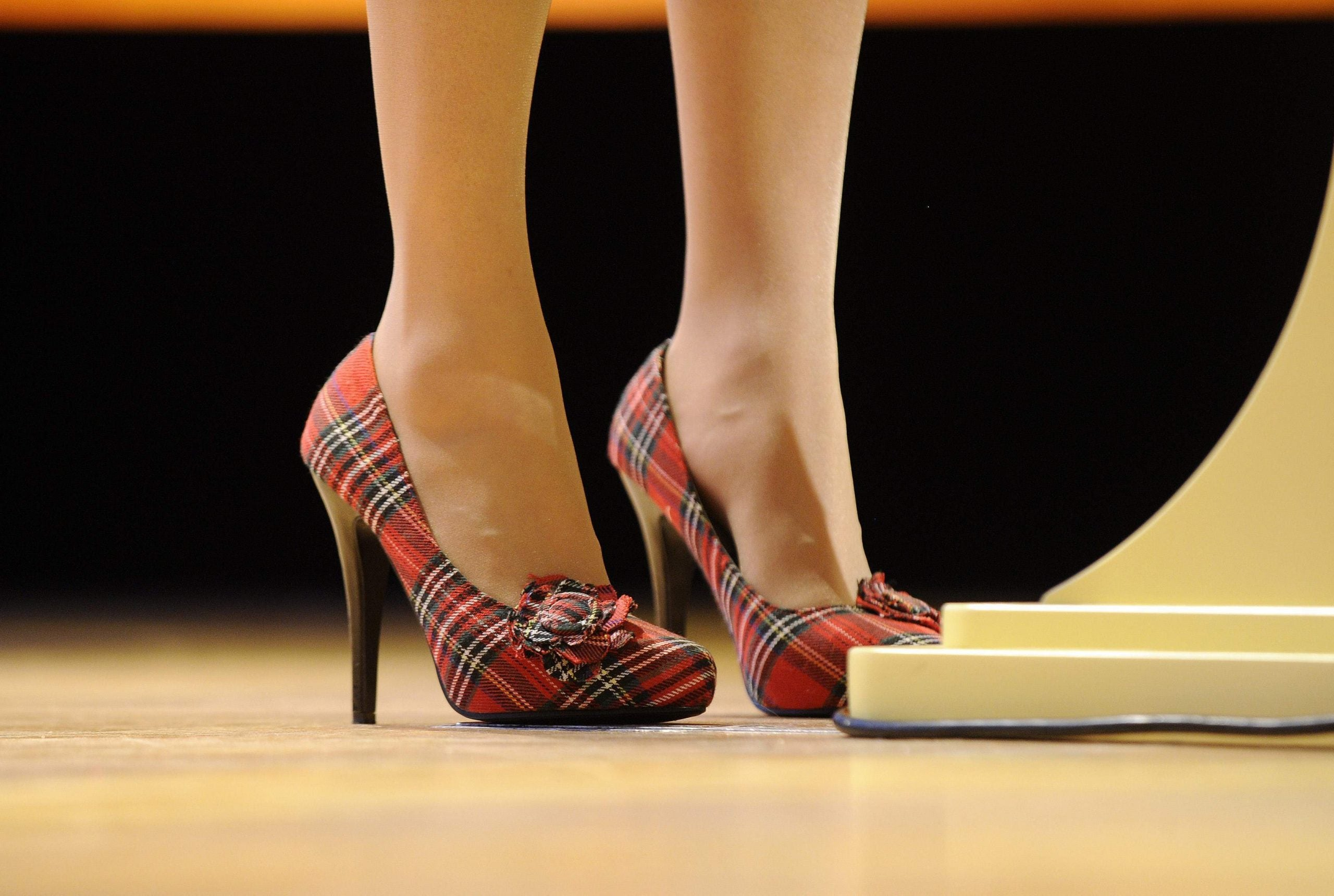 Sturgeon's heels do the talking: fashion and feminist politics need not be mutually exclusive