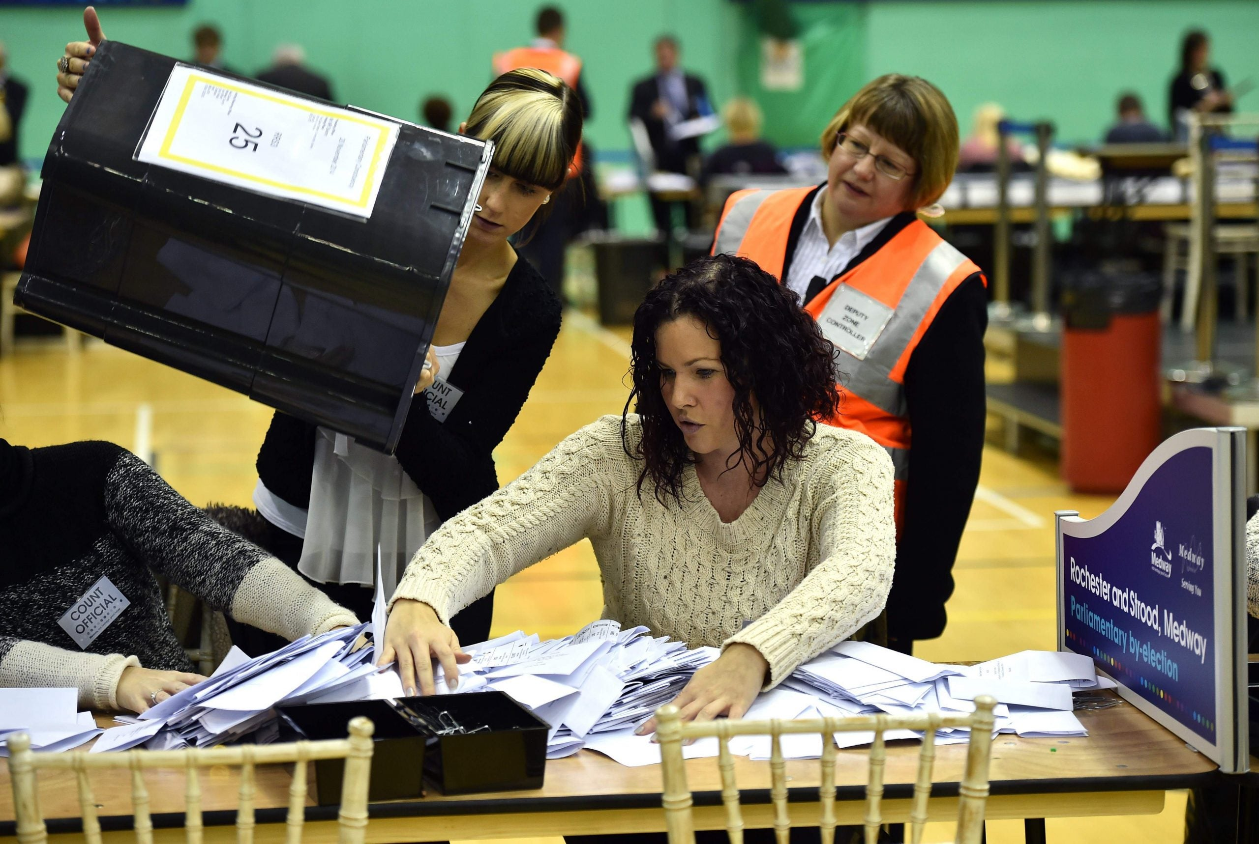 Over 200,000 young people have fallen off the electoral register: time to get them back