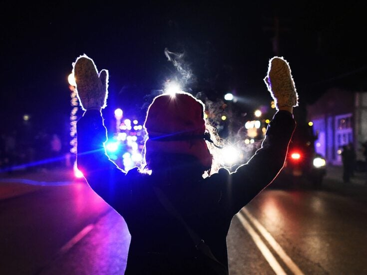 Ferguson has reinforced racial fear and lethal stereotypes