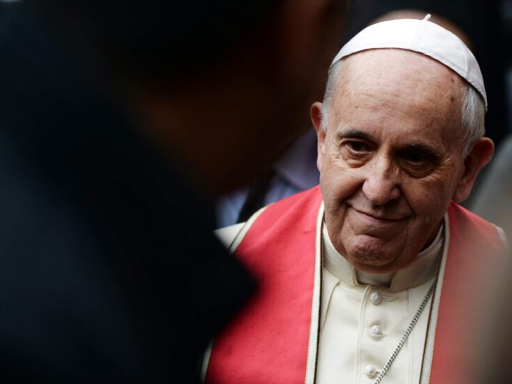 The Pope of the poor and the Seven Deadly Sins of banking practice